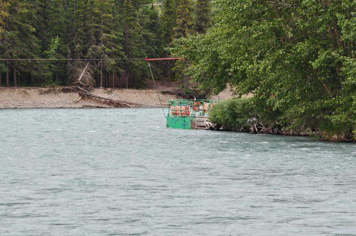 Day 79 cooper landing alaska travels with banjo for Cooper landing fishing